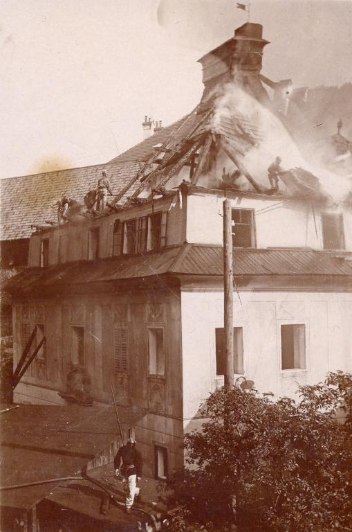 Brand Gerambhaus