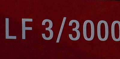 HLF 3/3000 Eisenerz